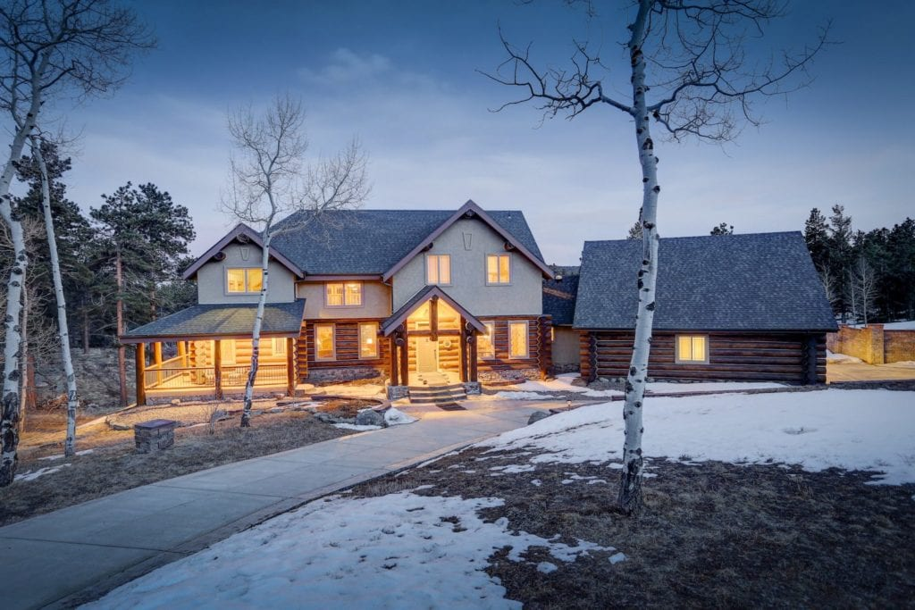 500 Ridge Road twilight Homes For Sale