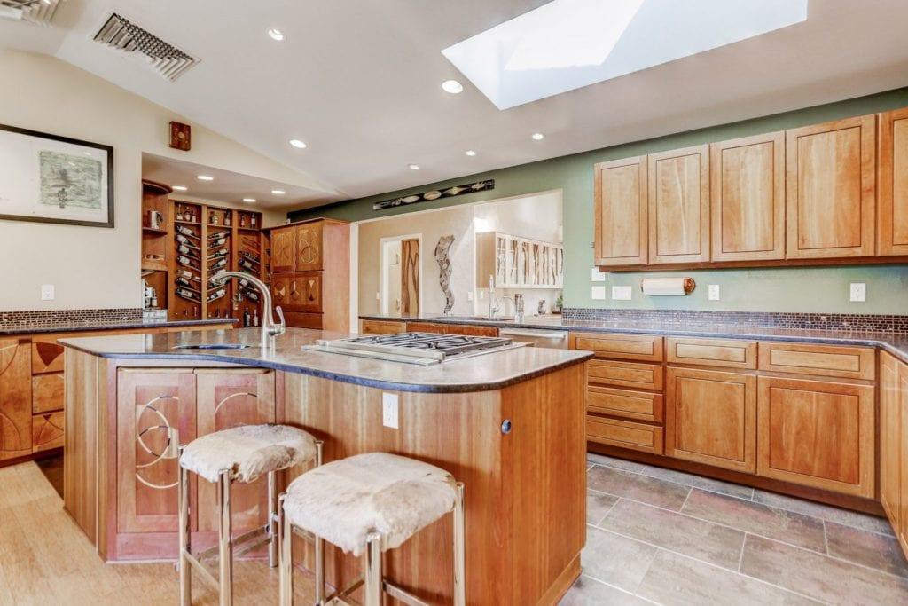 Debbie Wood Kitchen Furniture